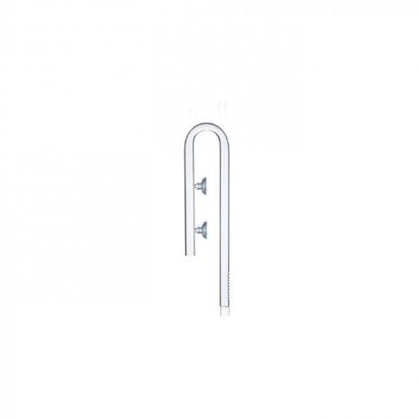 Chihiros U type glass inflow - 17 mm (30 cm)