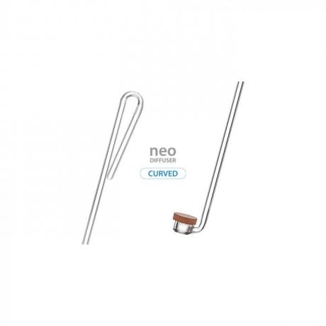 Aquario NEO Special Type Curved acrilyc CO2 diffusor - medium