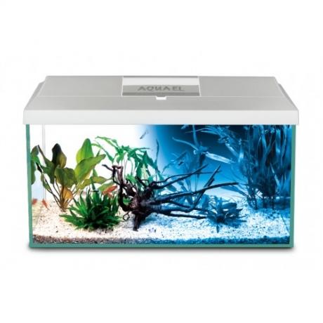 Akvaariumi komplekt Aquael Leddy 75 D&N 75x35x40cm 105L, valge