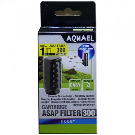 AQUAEL Asap 300 filtri cartridge