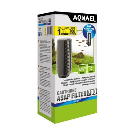 AQUAEL Asap 700 filtri cartridge