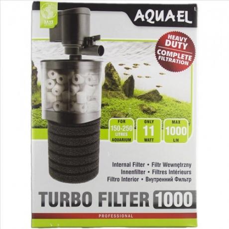 Aquael Turbo Filter 1000 akvaariumi sisefilter (150-250l)
