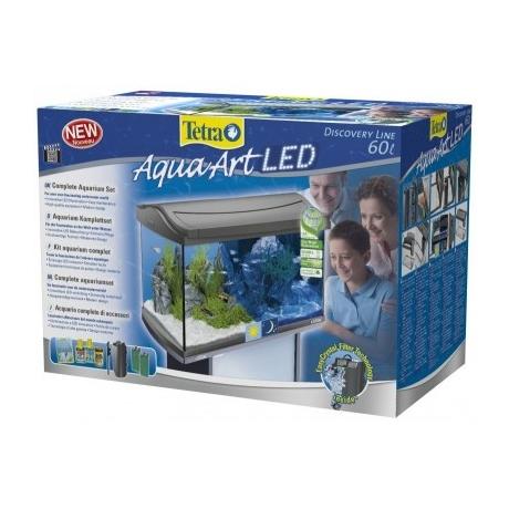 Tetra AquaArt LED Tropical 60 Akvaarium 60L