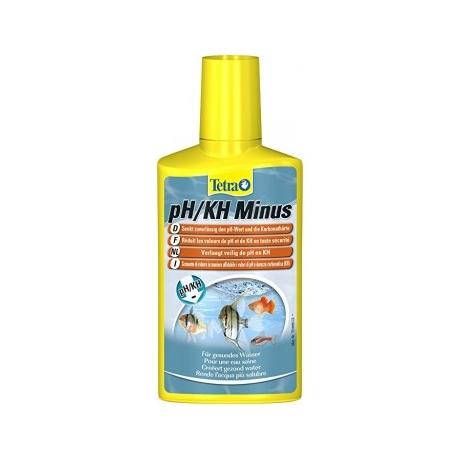 Tetra pH/KH Minus vahend vee töötlemiseks, 250ml