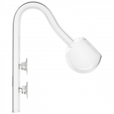 Chihiros Poppy type glass outflow M - 13 mm (18 cm)