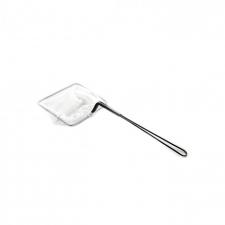 Chihiros short handle scoop - 8x10 cm, length: 18 cm