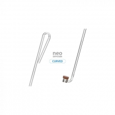 Aquario NEO Special Type Curved acrylic CO2 diffusor - small