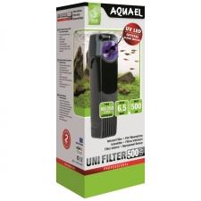 Aquael Unifilter 500 UV, sisefilter