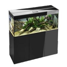 Aquael Akvaarium OPTISET 200L (101x41x56 Cm) Must + Akvaariumi Kapp