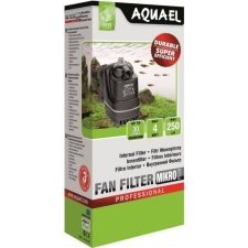 Aquael FAN-mikro Plus, sisefilter
