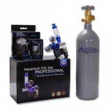 CO2 komplekt Aquario BLUE Professional