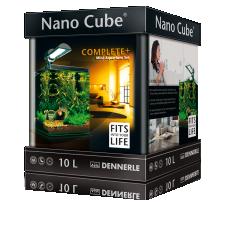 Dennerle NanoCube Complete+ Style LED S - Аквариумный набор - 10 литров