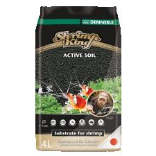 Dennerle Shrimp King Active Soil - 4l