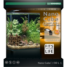 Dennerle NanoCube Complete+ Style LED S - Aquarium set - 10 liter