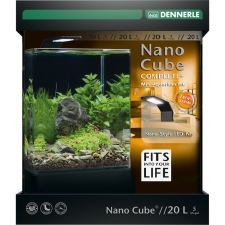 Dennerle NanoCube Basic Aquarium set - 20 liter
