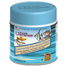 OCEAN NUTRITION FLAKES, Community Formula helbed, 34g