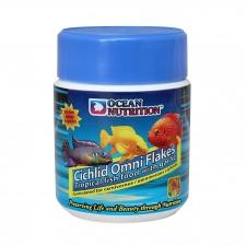 Ocean Nutrition Cichlid Omni Flakes, 34g