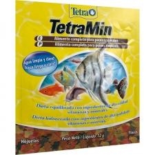 Tetra Min Sachet Корм для декоративных рыб, 12г