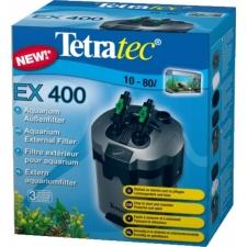 TetraTec EX 400, veepuhastuse välisfilter