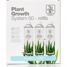 TROPICA PLANT GROWTH SYSTEM 60 REFILL 1 balloon