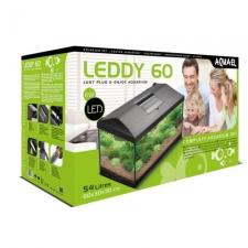 AquaEl LEDDY SET 60 (54 l) - akvaarium LED valgustusega