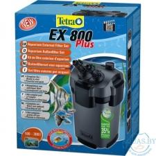 TetraTec EX 800 Plus, veepuhastuse välisfilter