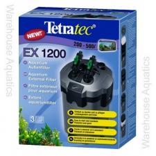 TetraTec EX 1200, välisfilter