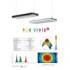 Chihiros RGB Vivid 2 LED light - Silver (130 W, 5500 lm)
